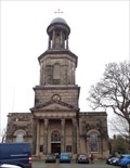 Image for Tourism - St Chad's Church - Shrewsbury - Shropshire, UK