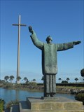 Image for Father Francisco Lopez Statue - St. Augustine, FL