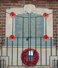Image for WWII Memorial - St Andrew's - Kegworth, Leicestershire