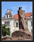 Image for Jan Hus & 1840 Hus Asteroid - Horice, Czech Republic