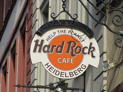 hard rock cafe heidelberg germany