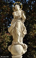 Image for Immaculata at Znojmo Castle / Immaculata u Znojemského hradu (South Moravia)