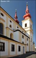 Image for Elevation of the Holy Cross Church / Kostel Povýšení Sv. Kríže - Kadan (North-West Bohemia)