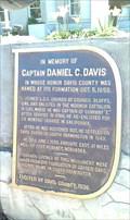 Image for Captain Daniel C. Davis - Farmington, Utah