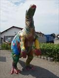 Image for Colorful Dinosaur - Unteruhldingen, Germany, BW