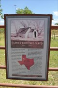 Image for Long's Whiteface Camp -- Ranching Heritage Center, Lubbock TX