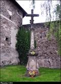 Image for Cross at Parish Bastion / Kríž u Farské bašty - Nový Jicín (North Moravia)