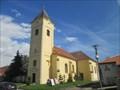 Image for Kostel sv. Oldricha, Cyrila a Metodeje - Strachotin, Czech Republic