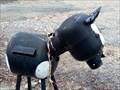 Image for Piebald Horse Mailbox - Ebden, Vic, Australia
