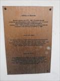 Image for Sign of History - Blansko, Czech Republic