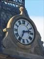 Image for Market Hall Clock - Crewe, Cheshire East, England, UK.