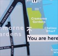 Image for You Are Here - Lots Road, London, UK