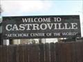 Image for The Artichoke Center of the World - Castroville, California