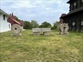 Image for Pair of Millstones - Stratford, CT