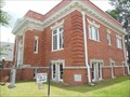 Image for Carnegie Library - Bullock County Courthouse Historic District - Union Springs, AL