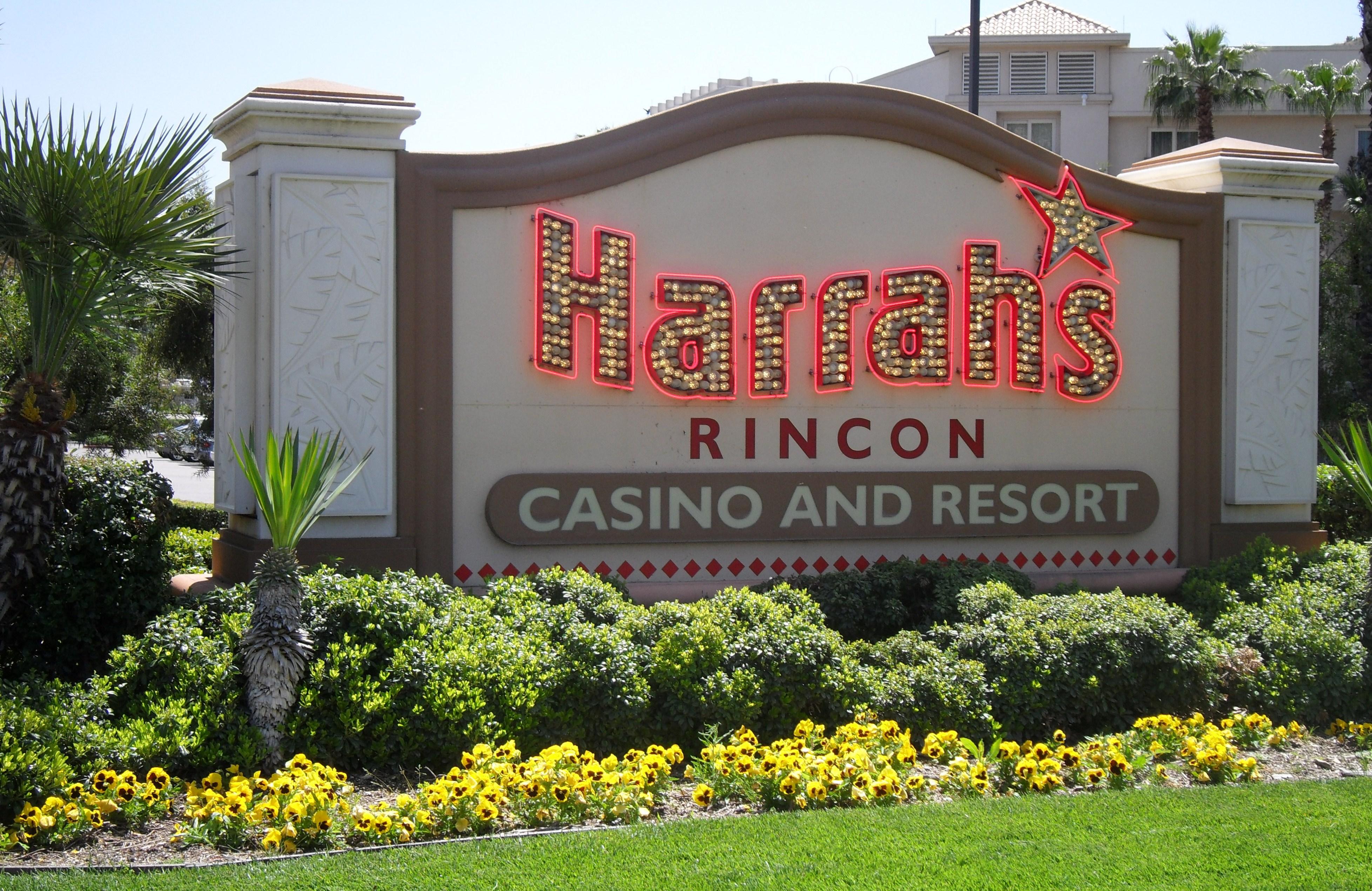 Image result for harrahs rincon