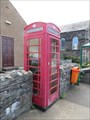 Image for Public phone on Main Road - Kirk Michael, Isle of Man