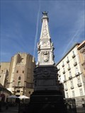 Image for Spire of San Domenico - Naples, Italy