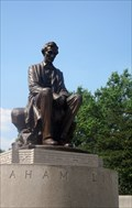 Image for Abraham Lincoln & 3153 Lincoln Asteroid -  Jersey City, NJ