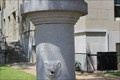 Image for WWI Memorial and Horse Fountain Lion Spigots - Eastland TX