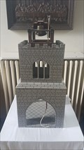 Image for Model Bell Tower - St Mary - Compton Abbas, Dorset