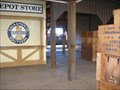 Image for Central Pacific Railroad Freight Depot  - Old Sacramento, CA