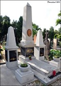 Image for Bedrich Smetana - Vysehrad Cemetery (Prague, Czechia)