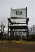 Image for Worlds Largest Rocking Chair