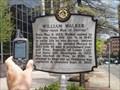 Image for William Walker - Historical Commission of Metropolitan Nashville and Davidson County