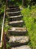 Image for Stairs to the Mariahilf Chapel - Arzl, Tirol, Austria