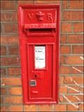 Image for Wall Mounted Box, Stowmarket Railway Sation, Stowmarket, Suffolk, UK