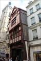 Image for Maison  99 rue du Gros-Horloge - Rouen, France