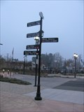 Image for Bakersfield Sister Cities Directional Arrows - Bakersfield, CA