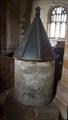 Image for Baptism Font - Blessed Virgin Mary & St Leodegarius - Ashby St Ledger, Northamptonshire