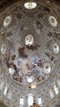 Image for LARGEST - Elliptical Dome in the world - Sanctuary of Vicoforte, Italy