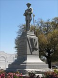 Image for Macon County Confederate Memorial - Tuskegee, Alabama