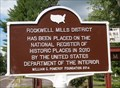 Image for Rockwell Mills District - Rockwell Mills, NY
