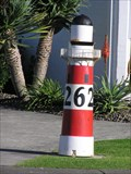 Image for Lighthouse at Ohope. Bay of Plenty. New Zealand.