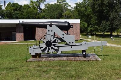Fort Anderson Historic Site - Winnabow, NC, USA