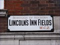 Image for Lincoln's Inn Fields - London, UK