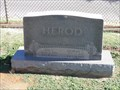 Image for 100 - Ida L. Herod - Fairlawn Cemetery - OKC, OK