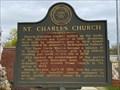 Image for St. Charles Church 1882 Newport, MI