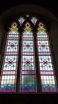 Image for Stained Glass Windows - St Mary - Battisford, Suffolk