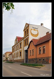 Sundial on House No. 38, Havlíckova street - Boskovice