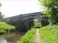 Image for Arch Bridge 161 On The Lancaster Canal - Preston Patrick, UK