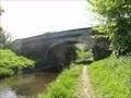 Image for Arch Bridge 161 On The Lancaster Canal - Preston Patrick, UK