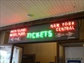 Image for Neon Ticket Sign - Union, IL
