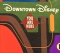 Image for Downtown Disney Map (Movie Theater) - Anaheim, CA