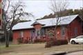 Image for Former GC&SFRR Depot -- Midlothian TX