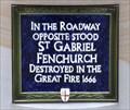 Image for St Gabriel Church - Fenchurch Street, London, UK
